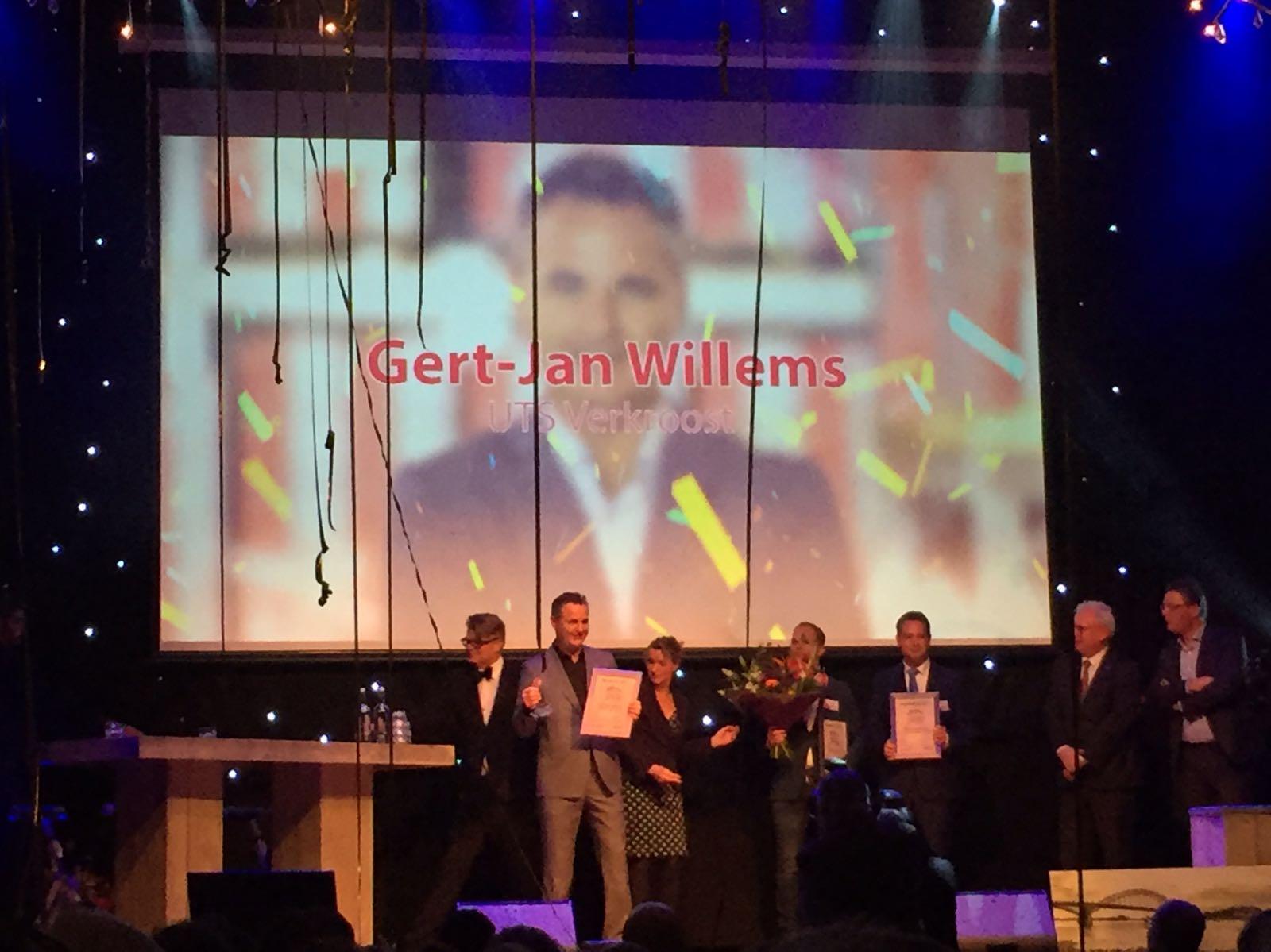 Verkiezing Nijmeegs Ondernemer van het Jaar gewonnen!