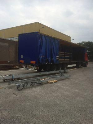 verhuizing industrie - UTS Verkroost Nijmegen