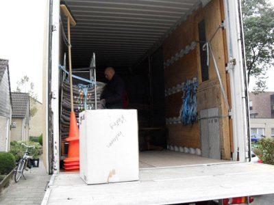 verhuiswagen - UTS Verkroost Nijmegen