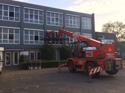 verhuizen eerste verdieping - UTS Verkroost Nijmegen