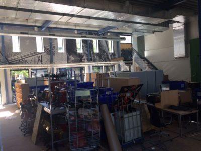 school verhuizen - UTS Verkroost Nijmegen