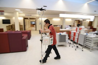 ziekenhuis verhuizing - UTS Verkroost Nijmegen