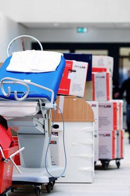 ziekenhuis verhuizen - UTS Verkroost Nijmegen