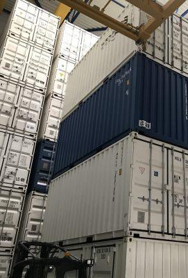 containerterminal - UTS Verkroost Nijmegen