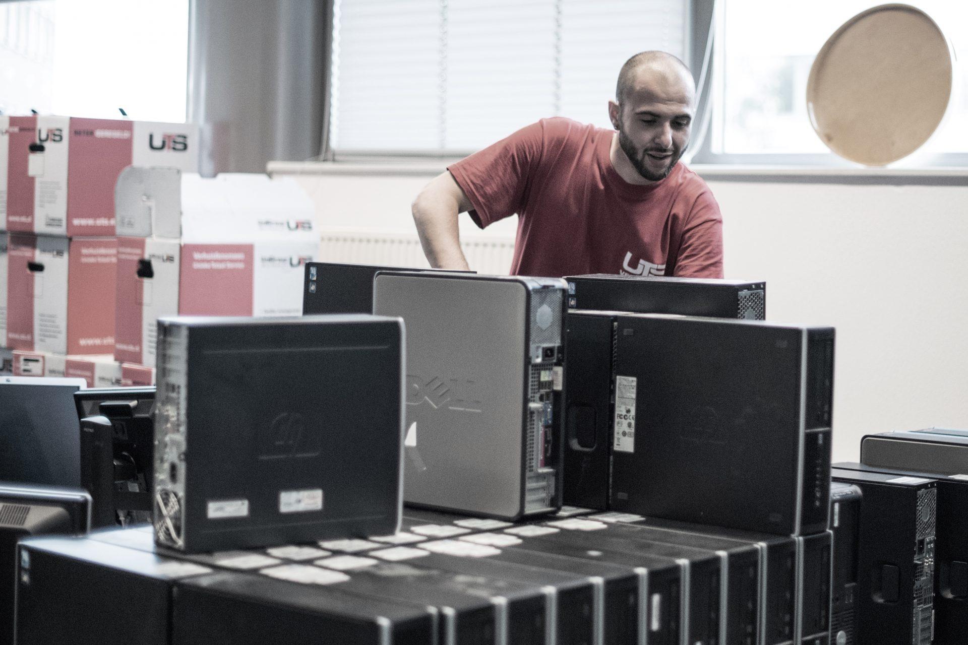 ICT opslag - UTS Verkroost Nijmegen